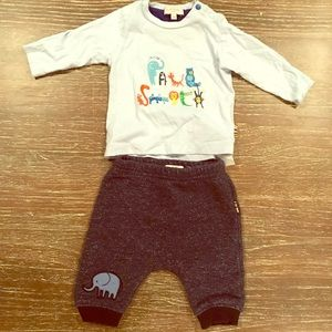 Paul Smith baby outfit